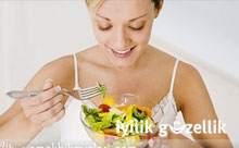Depresyonu doğru beslenerek yenin