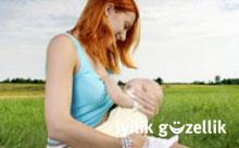 Anne sütü çocukları zatürreden koruyor